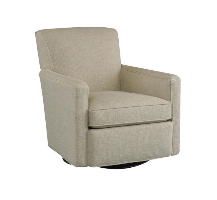Pair of Cruz Swivel Glider Chairs
