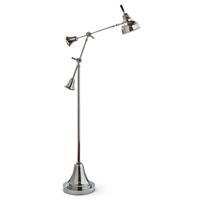 Articulating Floor Lamp