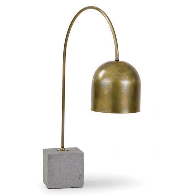 Concrete Base Task Lamp