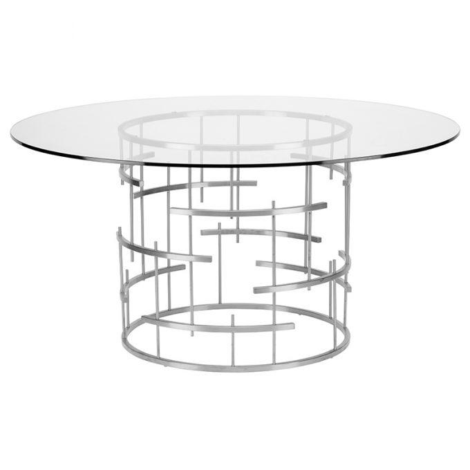 Tiffany Round Table