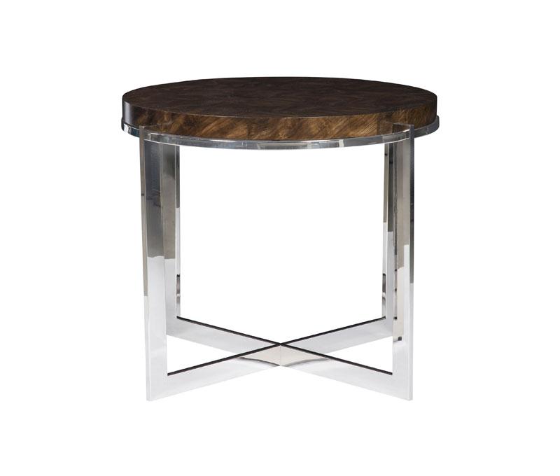 Jasper Round Lamp Table