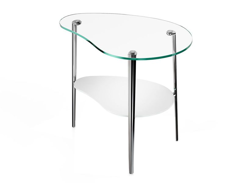 Comma End Table