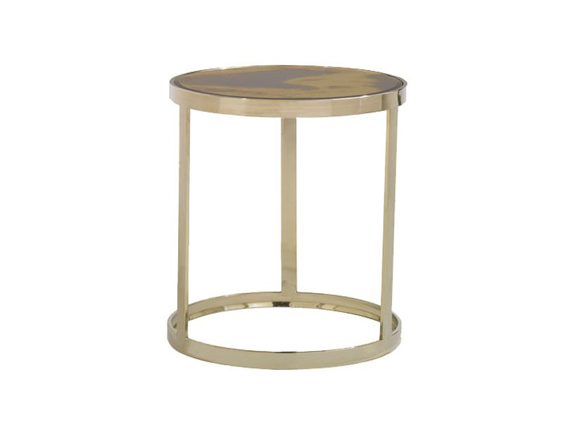 Holy Smoke Side Table
