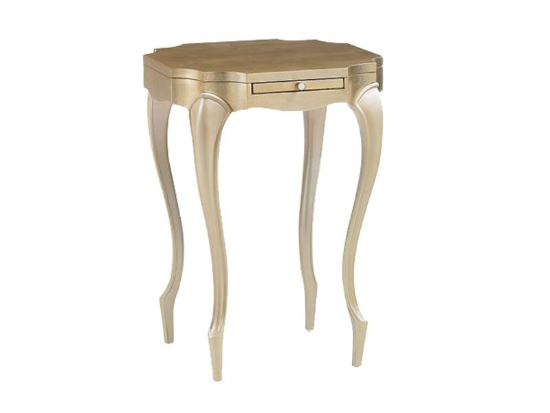 Gilt-y Side Table