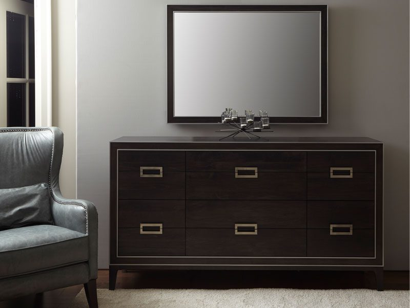 Luxe Triple Dresser