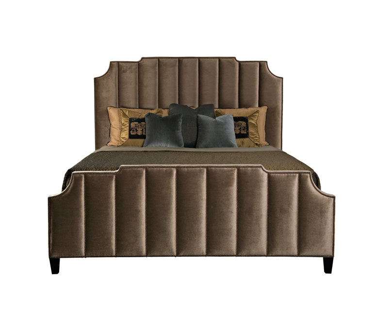 Bayonne Upholstered King Bed