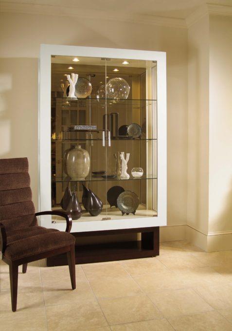 Milan Curio Cabinet