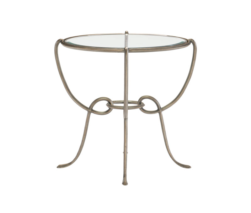 Bonita Round Chair Side Table