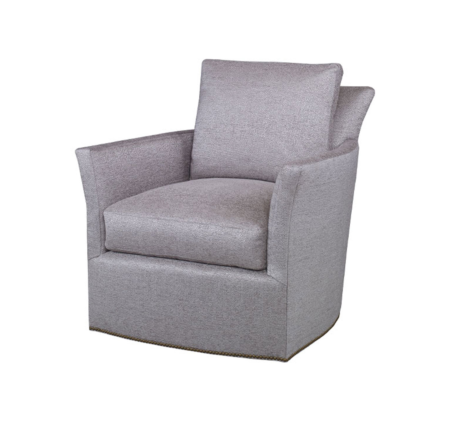 Pair of Trent Swivel Chairs