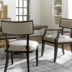 Villa Grove Dining Table & 4 Whittier Dining Chairs