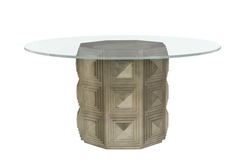 Mosaic Round Dining Table