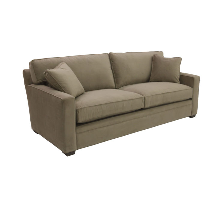 Sofa w/ WD Legs