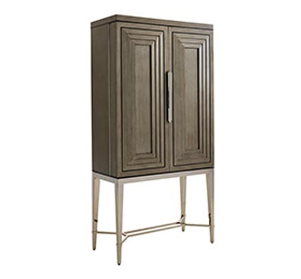 Cheval Bar Cabinet
