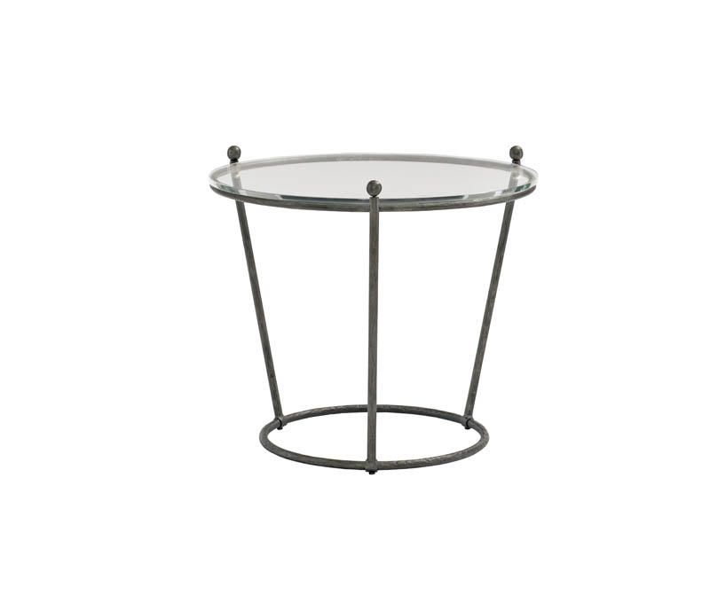Cortland Round End Table