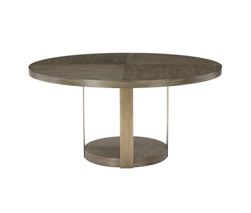 Profile Round Dining Table