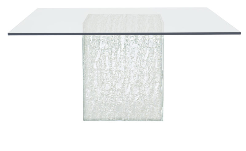 Arctic Square Dining Table