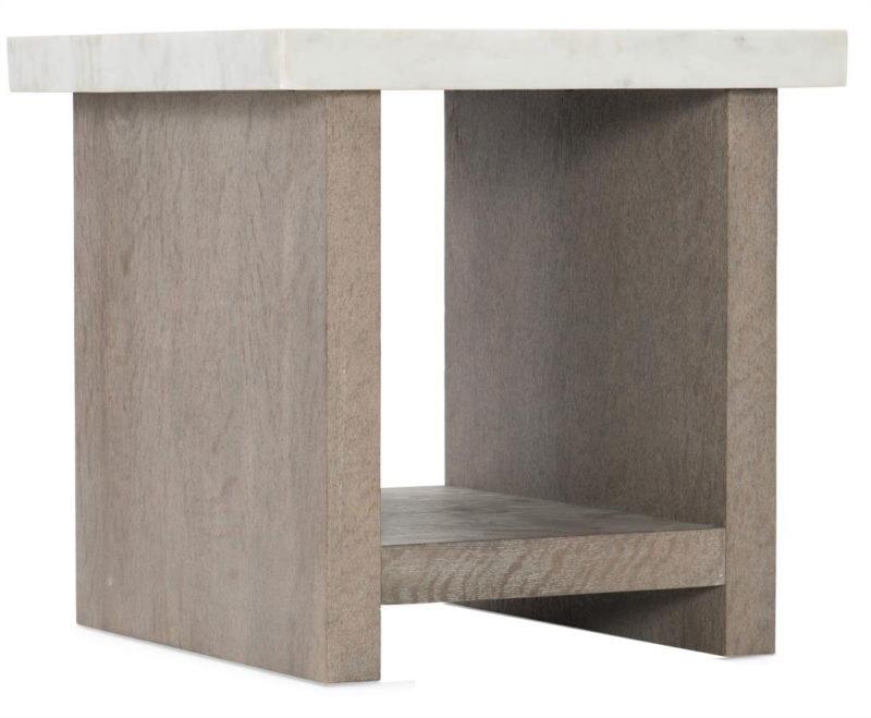 Lorrain Square End Table