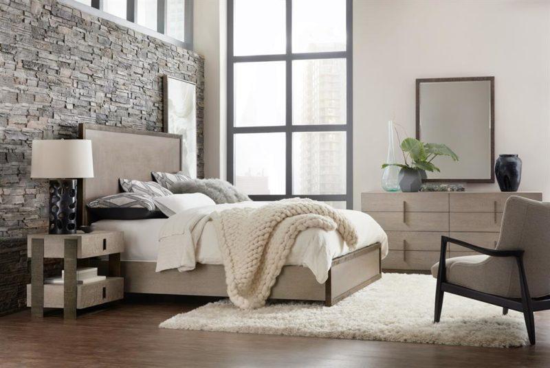 Simone King Bed Set
