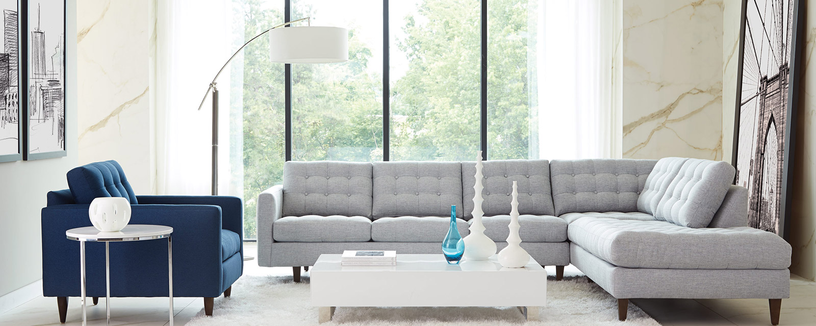 Sofa Colour Schemes For Your Calgary Living Room Bondars