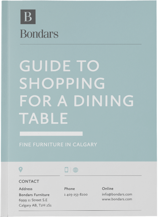 Guide to Shopping for a Dining Table
