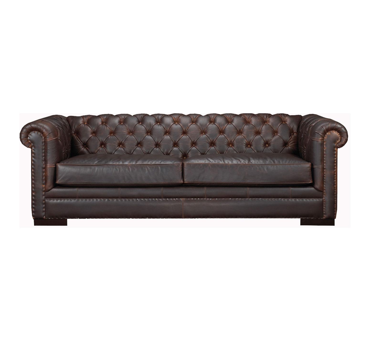 Kennedy Tufted Sofa