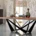 Skorpio Wood Table