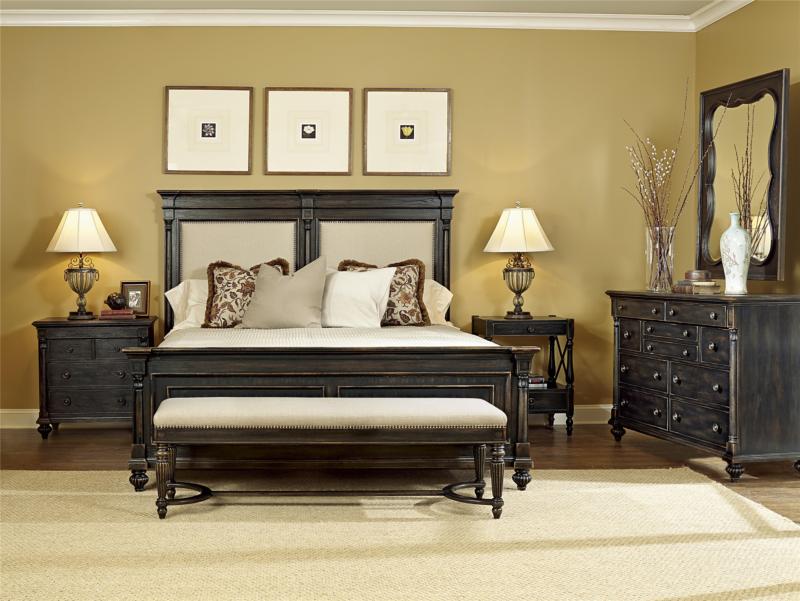 Brookston King Bed