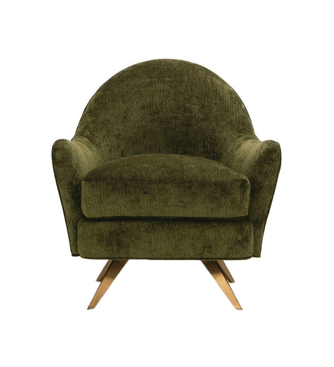 Retro Active Swivel Chair