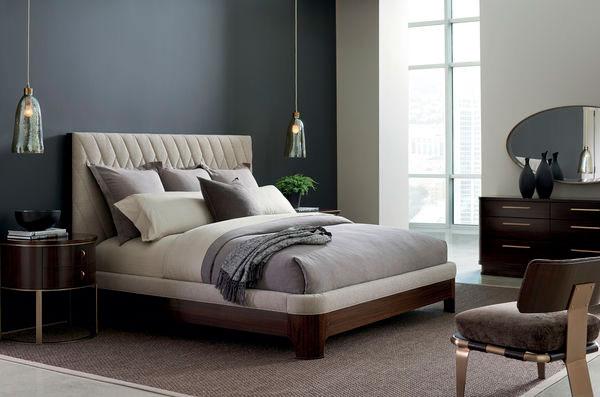 Moderne Queen Bed Set