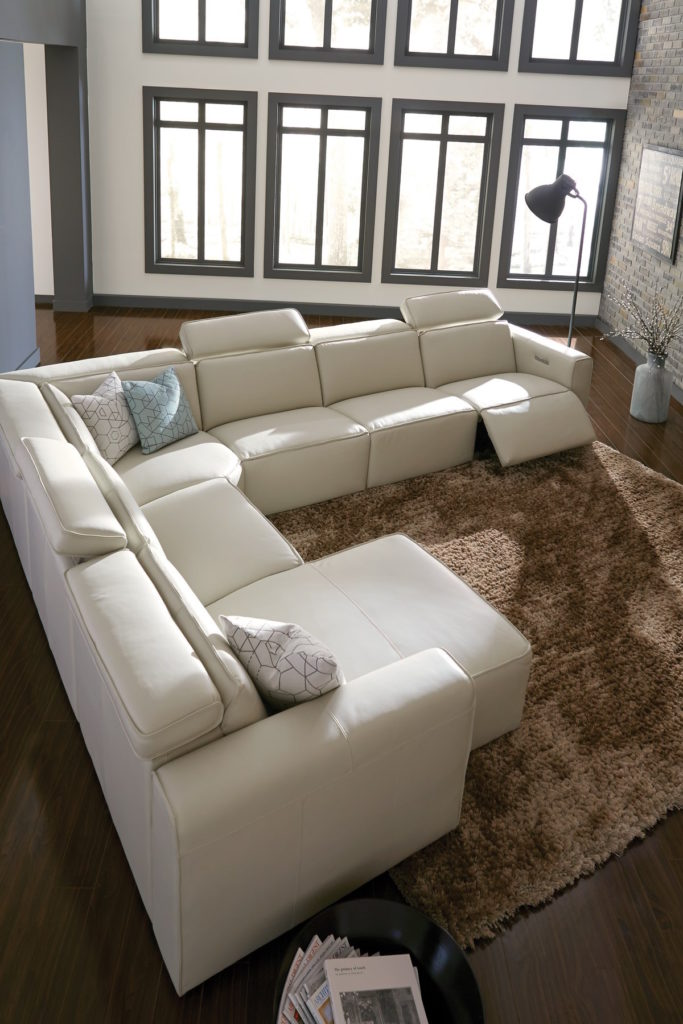 Motion Couch Recliner