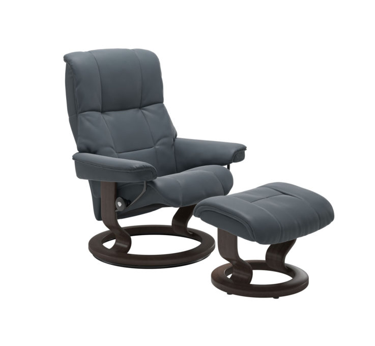 Mayfair Recliner Chair with Ottoman