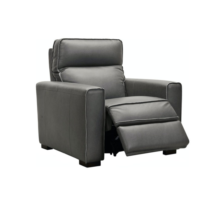Braeburn Leather Recliner