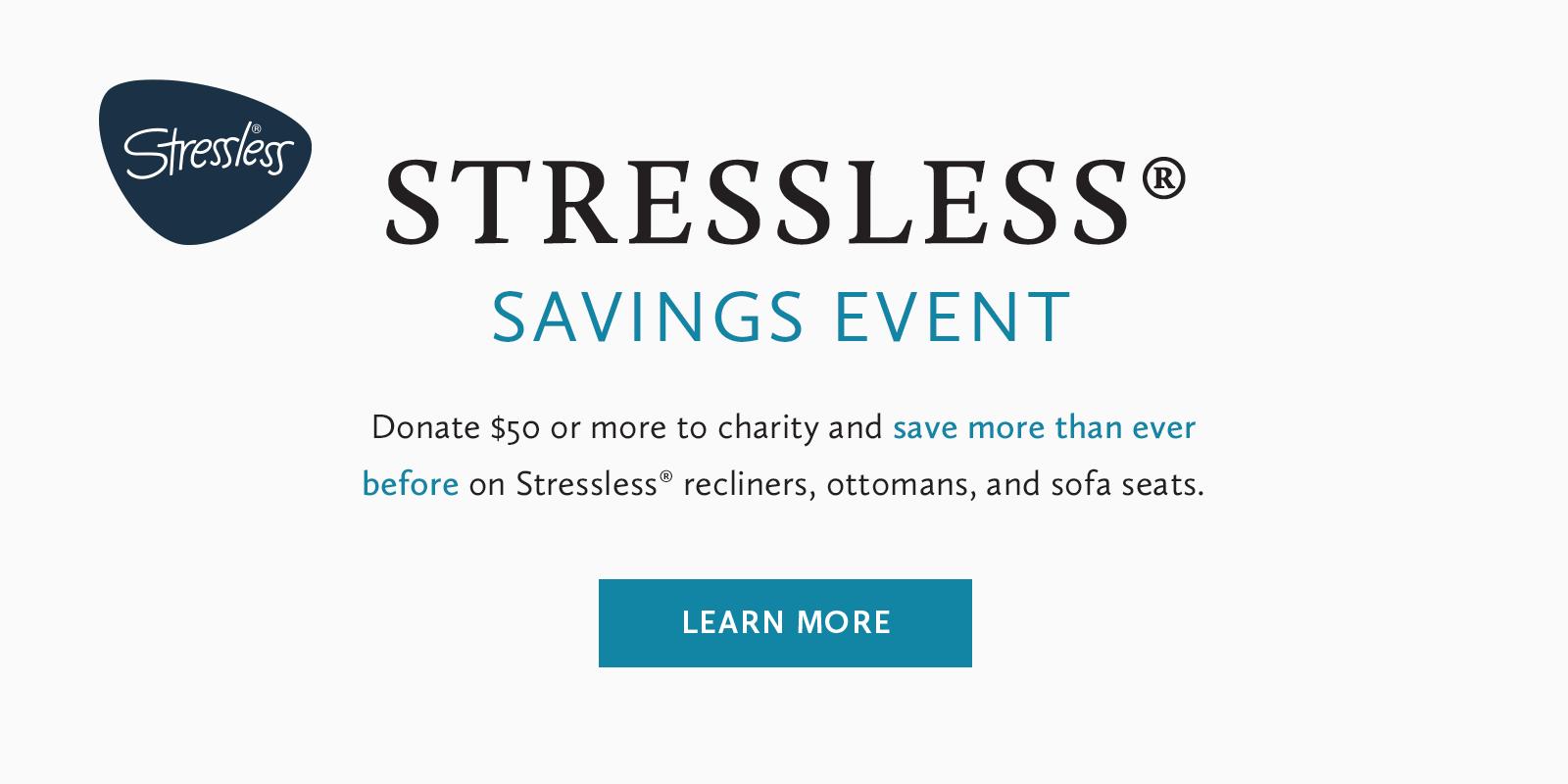 Calgary Stressless Sale
