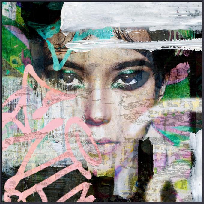 Graffiti Femme 2