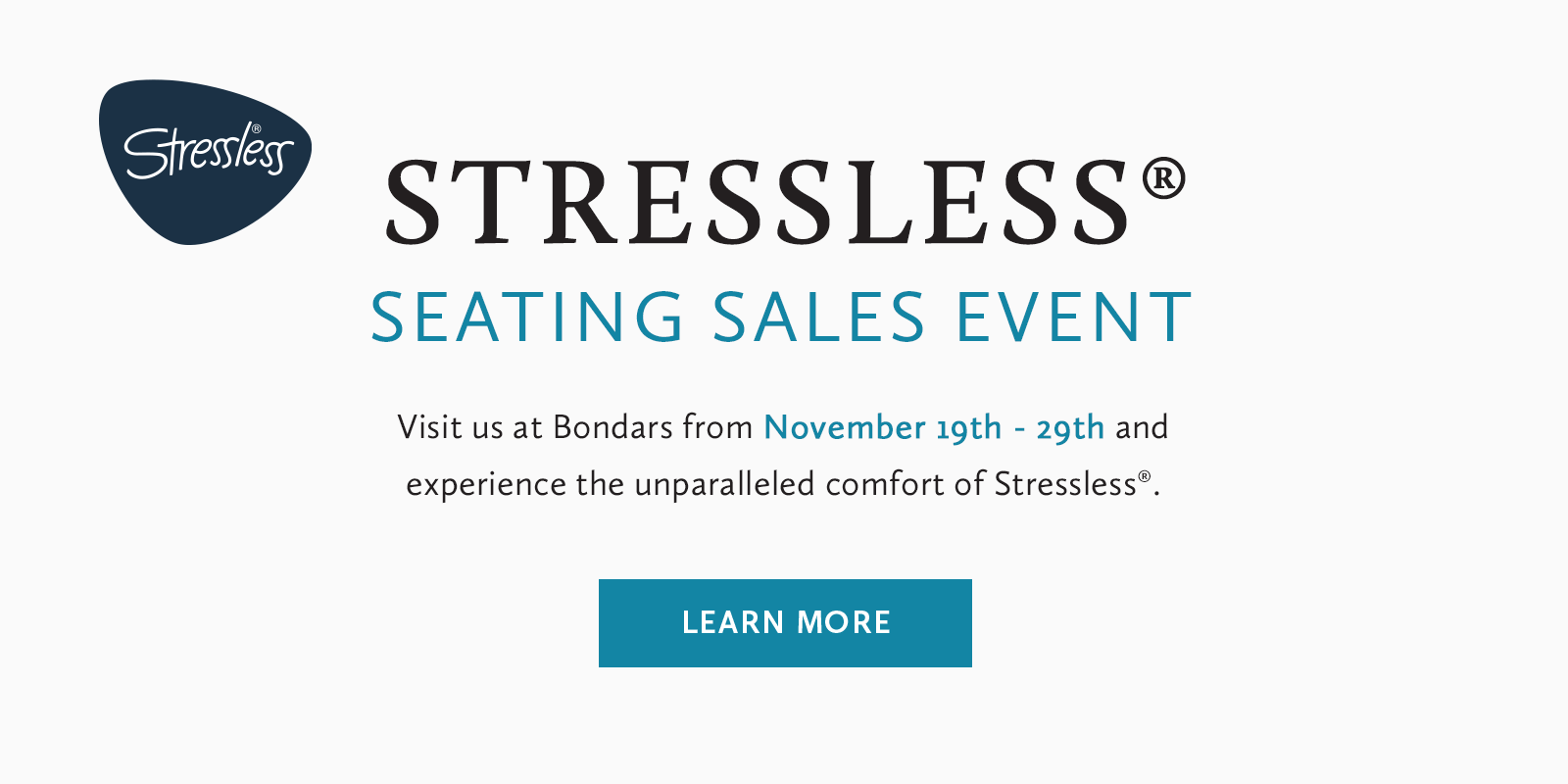 Stressless Sale