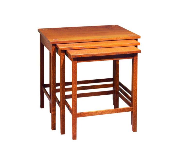 Harvey Ellis Nesting End Tables