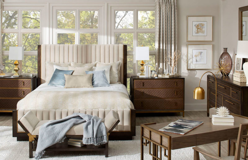 Woodwright Bed Set