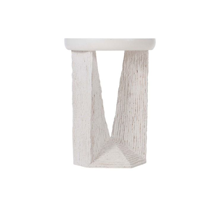 Voile Accent Table