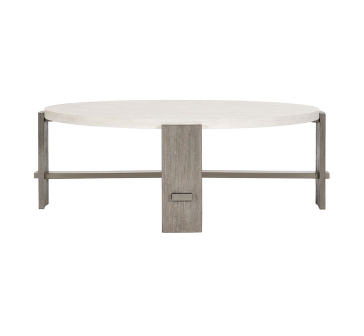 Foundations Round Cocktail Table