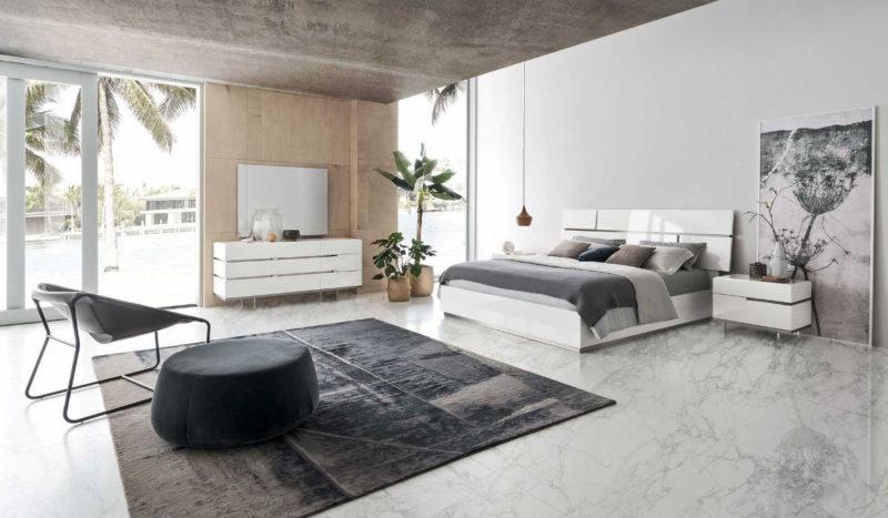 Artemide Bed Set