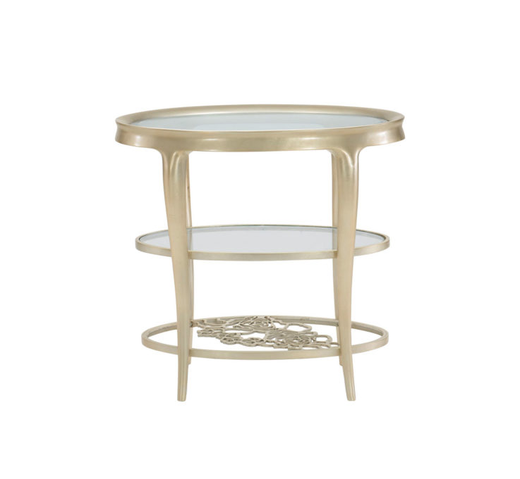 Wild Flower End Table